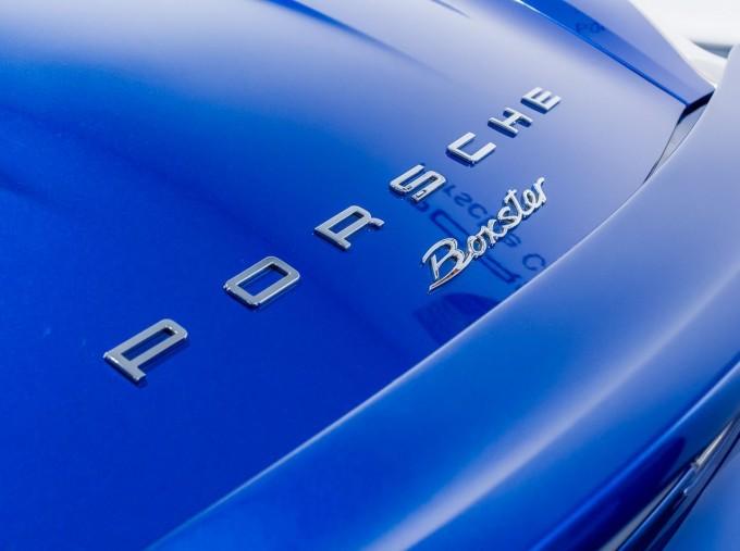 2016 Porsche 981 PDK 2-door (Blue) - Image: 41