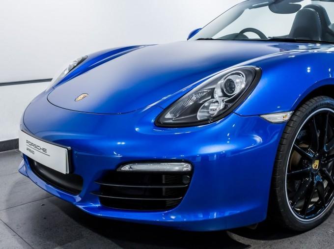 2016 Porsche 981 PDK 2-door (Blue) - Image: 47