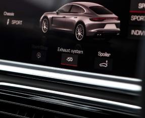 2021 Porsche V6 4S PDK 4WD 4-door (Black) - Image: 13