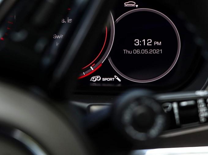 2021 Porsche V6 4S PDK 4WD 4-door (Black) - Image: 18