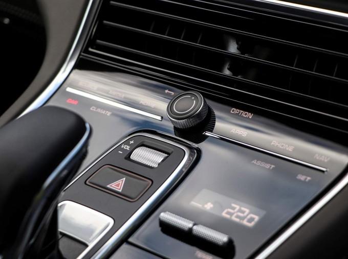 2021 Porsche V6 4S PDK 4WD 4-door (Black) - Image: 21