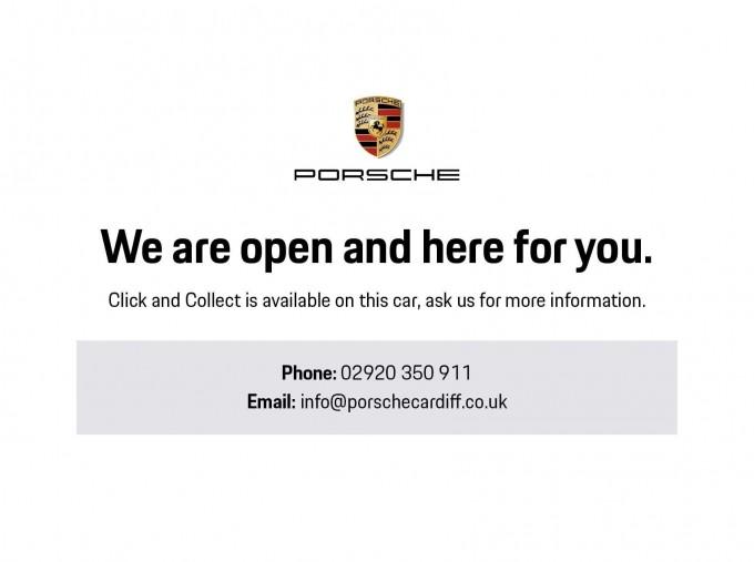 2021 Porsche V6 4S PDK 4WD 4-door (Black) - Image: 33