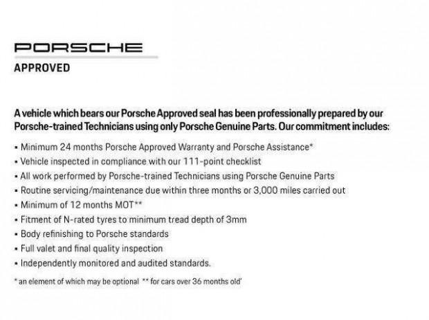 2021 Porsche V6 4S PDK 4WD 4-door (Black) - Image: 36