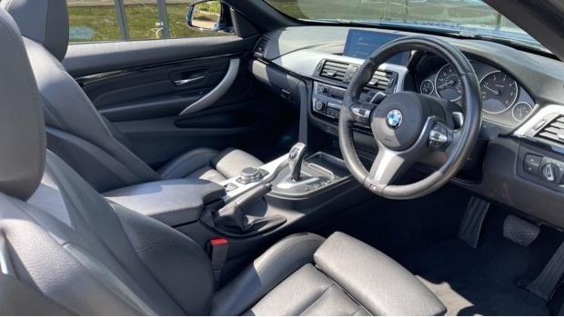 2018 BMW 420d M Sport Convertible (Blue) - Image: 6