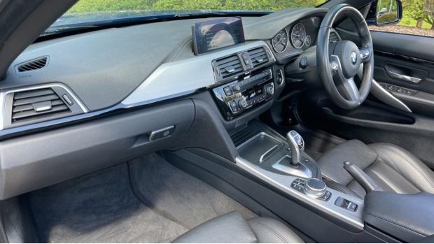 2018 BMW 420d M Sport Convertible (Blue) - Image: 7