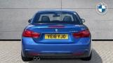2018 BMW 420d M Sport Convertible (Blue) - Image: 15