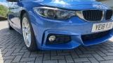 2018 BMW 420d M Sport Convertible (Blue) - Image: 34