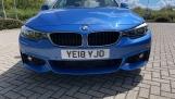 2018 BMW 420d M Sport Convertible (Blue) - Image: 35