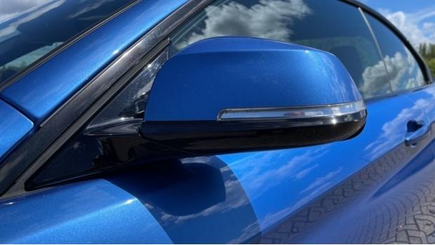 2018 BMW 420d M Sport Convertible (Blue) - Image: 37