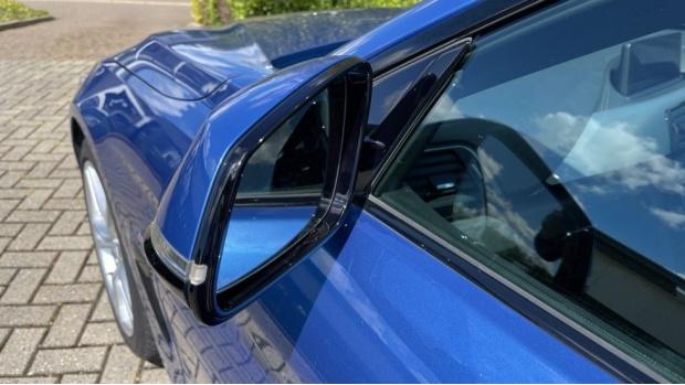2018 BMW 420d M Sport Convertible (Blue) - Image: 38
