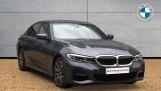 2019 BMW 320i M Sport Saloon (Grey) - Image: 1