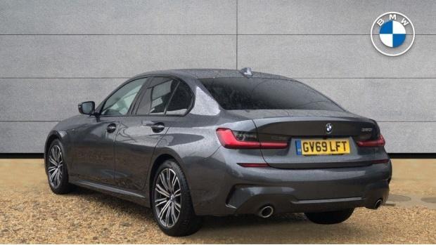 2019 BMW 320i M Sport Saloon (Grey) - Image: 2