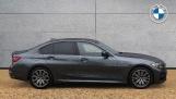 2019 BMW 320i M Sport Saloon (Grey) - Image: 3