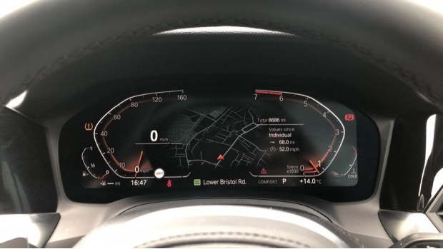 2019 BMW 320i M Sport Saloon (Grey) - Image: 9