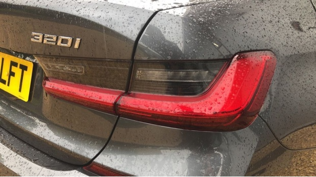 2019 BMW 320i M Sport Saloon (Grey) - Image: 21
