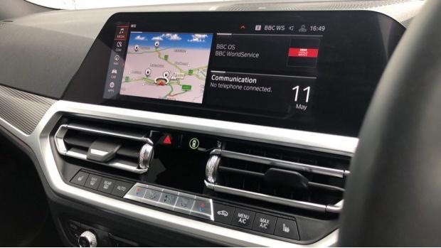 2019 BMW 320i M Sport Saloon (Grey) - Image: 23