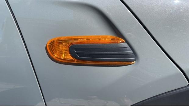 2017 MINI 5-door One D (Grey) - Image: 27