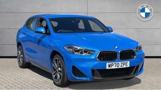 2020 BMW XDrive25e M Sport (Blue) - Image: 1