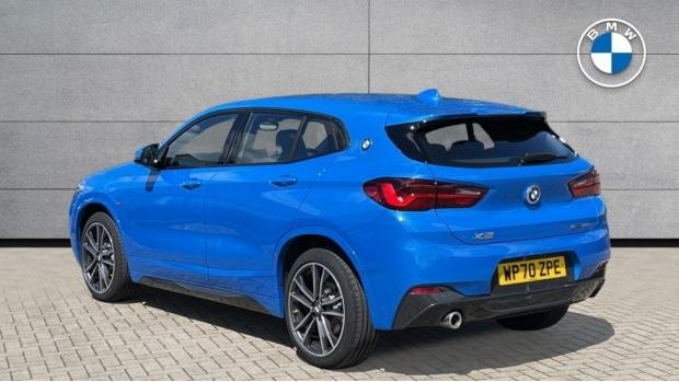 2020 BMW XDrive25e M Sport (Blue) - Image: 2