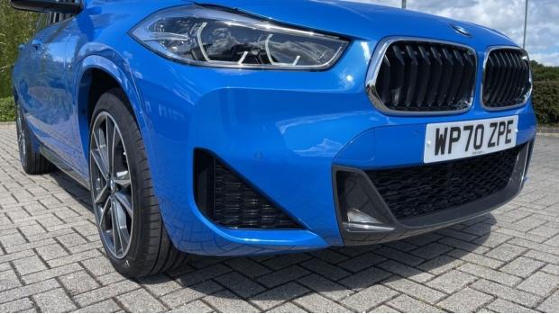 2020 BMW XDrive25e M Sport (Blue) - Image: 31