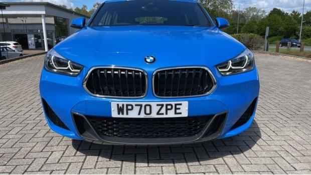 2020 BMW XDrive25e M Sport (Blue) - Image: 32