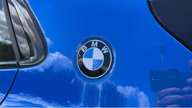 2020 BMW XDrive25e M Sport (Blue) - Image: 34