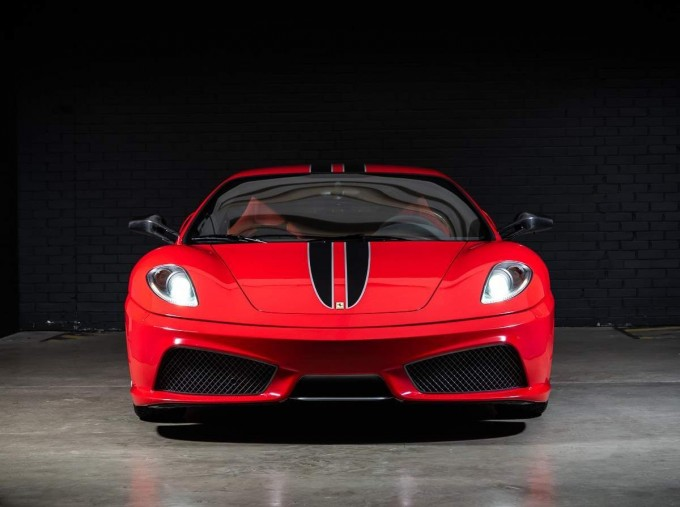 2008 Ferrari Scuderia 2-door (Red) - Image: 7