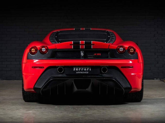 2008 Ferrari Scuderia 2-door (Red) - Image: 10