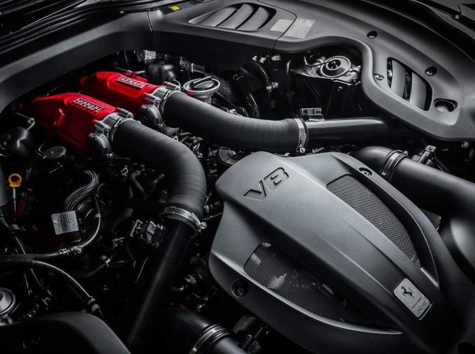 2020 Ferrari V8 F1 DCT 2-door (Red) - Image: 20
