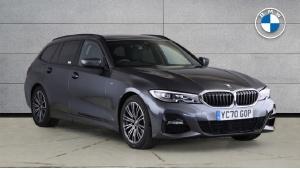 2020 BMW 3 Series 320d M Sport Touring 5-door