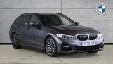 2020 BMW 320d M Sport Touring (Grey) - Image: 1