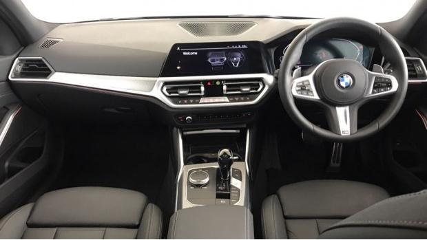 2020 BMW 320d M Sport Touring (Grey) - Image: 4