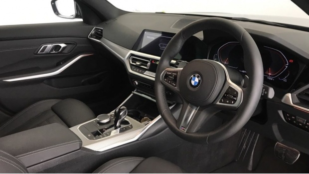 2020 BMW 320d M Sport Touring (Grey) - Image: 6