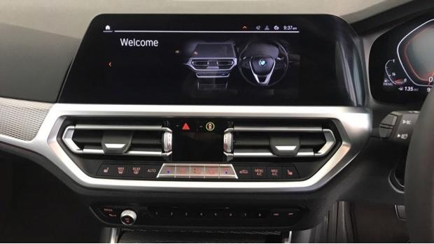 2020 BMW 320d M Sport Touring (Grey) - Image: 8