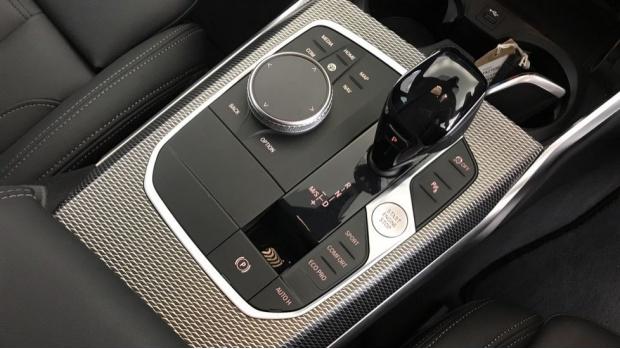 2020 BMW 320d M Sport Touring (Grey) - Image: 10