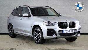 2020 BMW X3 xDrive20i M Sport