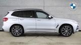 2020 BMW XDrive20i M Sport (Silver) - Image: 3