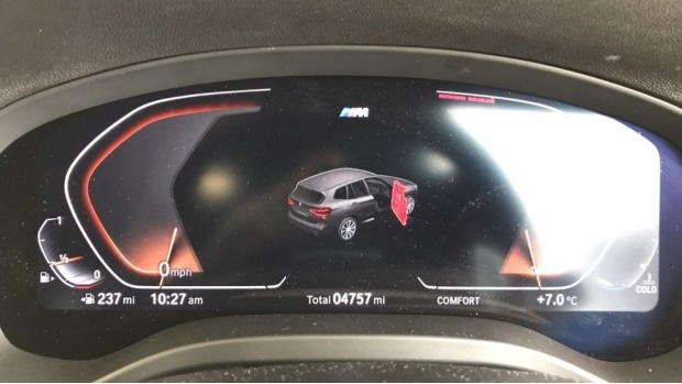 2020 BMW XDrive20i M Sport (Silver) - Image: 9