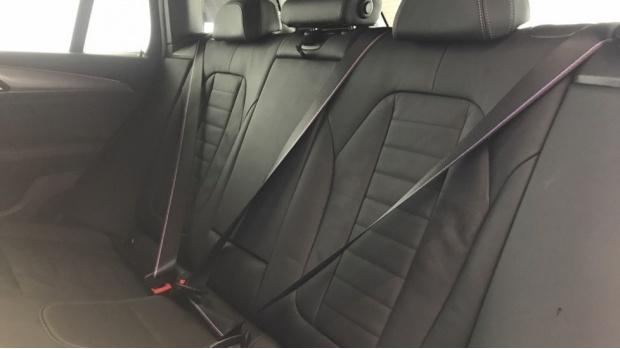2020 BMW XDrive20i M Sport (Silver) - Image: 12