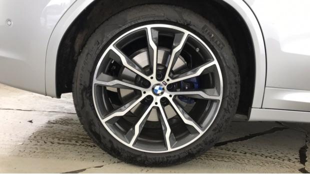 2020 BMW XDrive20i M Sport (Silver) - Image: 14