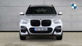 2020 BMW XDrive20i M Sport (Silver) - Image: 16