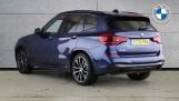 2020 BMW XDrive20i M Sport (Blue) - Image: 2