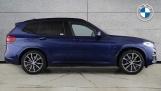 2020 BMW XDrive20i M Sport (Blue) - Image: 3