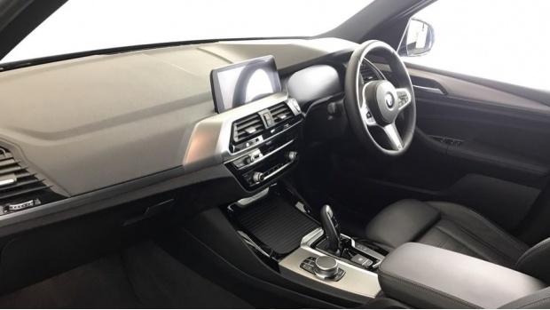 2020 BMW XDrive20i M Sport (Blue) - Image: 6