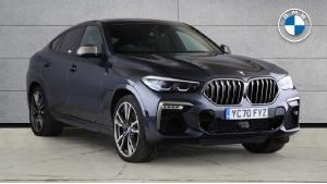 2020 BMW X6 M50d 5-door