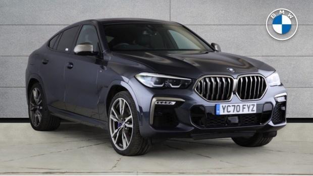 2020 BMW M50d (Grey) - Image: 1