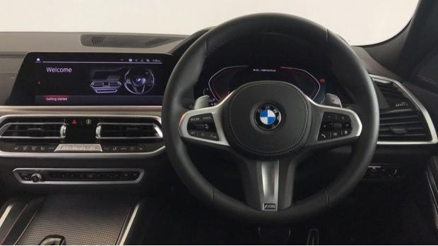 2020 BMW M50d (Grey) - Image: 5