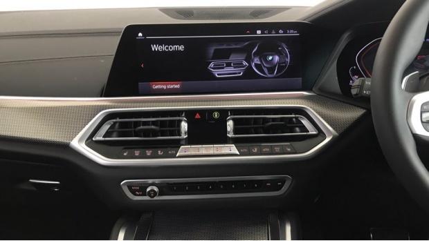 2020 BMW M50d (Grey) - Image: 8