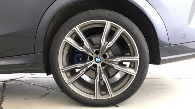 2020 BMW M50d (Grey) - Image: 14