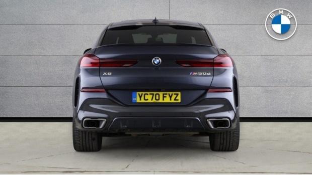 2020 BMW M50d (Grey) - Image: 15